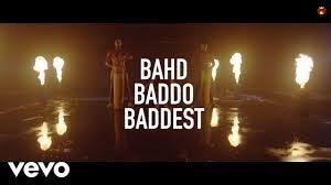 bahd baddo baddest mp3Ft. Olamide & Davido free download