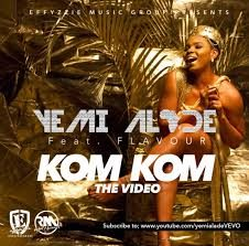 yemi Alade - kom kom ft flavor